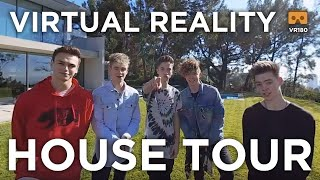 Download Why Don't We • 180 Virtual Reality Google Daydream House Tour Video