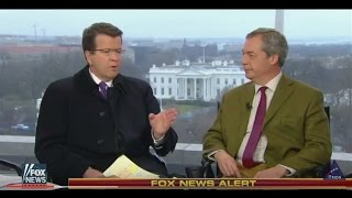 Download Nigel Farage on Trump's Inauguration Speech. Video
