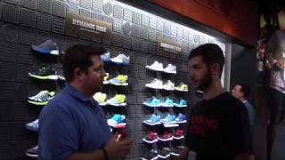 Download Day 3 Shoe fitting at the Nike Store Video