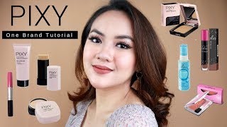 Download Cobain Full Coverage Base Makeup dari PIXY 4BB | PIXY ONE BRAND MAKEUP TUTORIAL Video