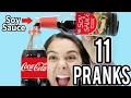 Download FUNNY PARENT PRANKS! TOP 11 FOR FRIENDS & FAMILY! NataliesOutlet Video