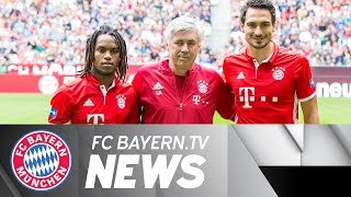 Download Hummels and Sanches in the Allianz Arena Video
