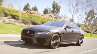 Download 2017 Jaguar XF - Review and Road Test Video