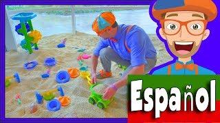 Download Blippi Español Aprende en El Museo | Videos para Preescolares | Parque de Juegos Video