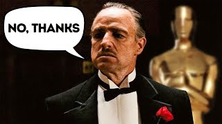 Download Why Marlon Brando Refused The Best Actor Oscar For The Godfather Video