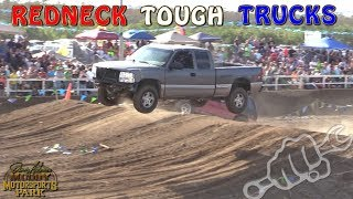 Download REDNECK TOUGH TRUCK RACING - North vs South 2017 Video