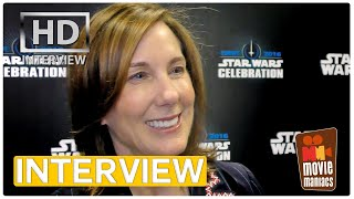 Download Rogue One: Kathleen Kennedy interview @ Star Wars Celebration (2016) Video