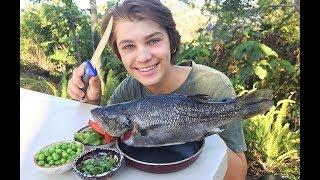Download Australian BASS - Catch n Cook! Video