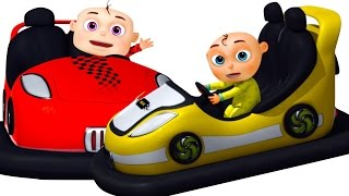 Download Five Little Babies Playing Toy Cars | Zool Babies Fun Songs | Five Little Babies Collection Video