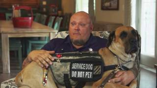 Download A ″Thank You″ from K9s for Warriors to Lowcountry Foundation for Wounded Military Heroes Video