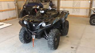 Download 2018 Yamaha Grizzly 700 Video