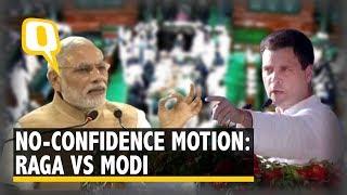 Download No-Confidence Motion: PM Modi vs Rahul Gandhi | The Quint Video