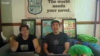 Download Camp NaNoWriMo Virtual Write-In 7/28/16 Video