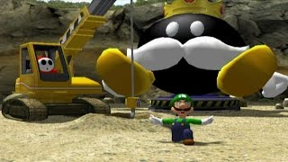 Download Mario Party 8: Luigi wins by doing absolutely nothing Video