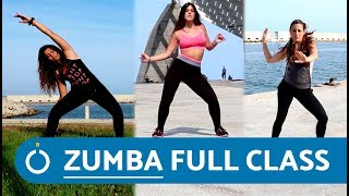 Download ZUMBA fitness cardio workout full video Video