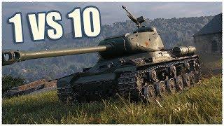 Download IS-2 • 14 KILLS • 1 vs 10 • WoT Gameplay Video
