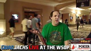 Download Allen Kessler complains on Two Plus Two QuadJacks Live at the WSOP June 22, 2012 Video