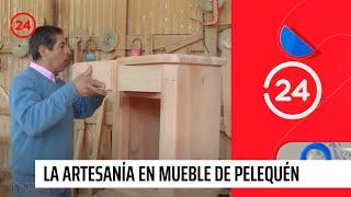 Download Chile Conectado - La artesanía en mueble en Pelequén Video