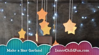 Download Easy Star Garland (No Mess Craft) Video