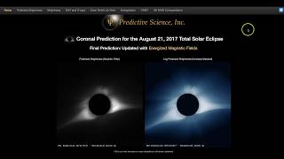 Download Will it be cloudy in YOUR area during the Total Solar Eclipse? - Heres a forecasted map! Video