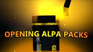 Download OPENING ALPHA PACKS - Tom Clancy's Rainbow Six (4K Stream) Video