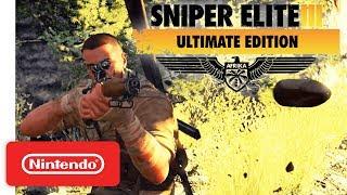 Download Sniper Elite 3 - Reveal Trailer - Nintendo Switch Video