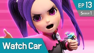 Download Power Battle Watch Car S1 EP13 Top Star, Sophie 03 (English Ver) Video