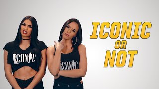 Download ″Iconic or Not″ with Billie Kay & Peyton Royce Video