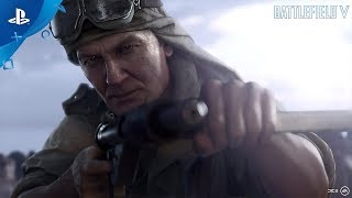 Download Battlefield 5 - Single Player Trailer   PS4 Video