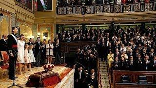 Download Felipe VI proclamado rei de Espanha Video