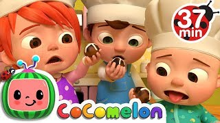 Download Hot Cross Buns | +More Nursery Rhymes & Kids Songs - CoCoMelon Video