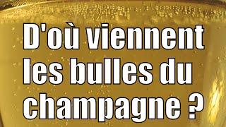 Download D'où viennent les bulles du champagne ? — Science étonnante #22 Video