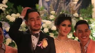 Download JANJI SUCI - Mengharukan !! Billy Pingsan Di Pernikahan Jeje & Syahnaz (22/4/18) Part 3 Video