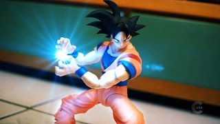 Download Dragon Ball stop motion review - SHF Goku 七龍珠玩具介紹-悟空 Video