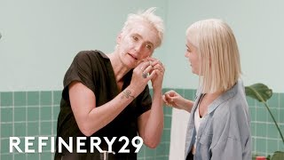 Download I Teach My Mom My Go-To Face Mask Routine | Refinery29 Video