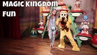 Download Magic Kingdom Fun - Meeting Pluto and More! - Magical Mondays #82 - Walt Disney World 2019 Video