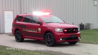 Download 2017 Dodge Durango ~ Monroe Fire Chief Vehicle Install (Ohio) Video