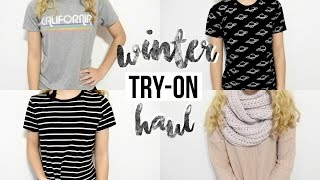 Download WINTER TRY-ON HAUL Video