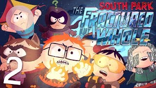 Download SOUTH PARK THE FRACTURED BUT WHOLE Walkthrough Gameplay Part 2 - Raisin Hell Video