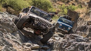 Download Hot, Hot Heat and Rocks: Phoenix to Table Mesa! Part 1 - Ultimate Adventure 2017 Video