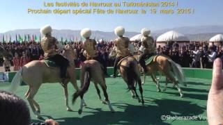 Download Navruz Holydays in Turkmenistan Video