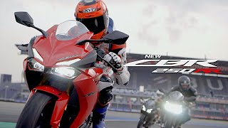Download NEW Honda CBR 250RR TestRide 2019 (The​ Primier​e​ Circuit​ Experience) Video
