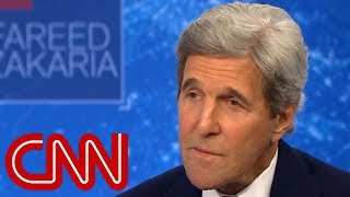 Download John Kerry: Trump clearly doesn't understand America Video