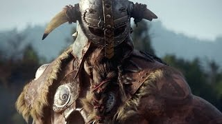 Download For Honor - E3 2016 Cinematic Trailer @ 1080p HD ✔ Video