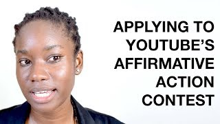 Download Applying to YouTube's Affirmative Action Contest Video