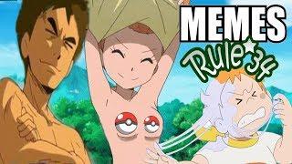 Download MEMES E IMAGENES DE BROCK Y MISTY EN ALOLA!!! Video