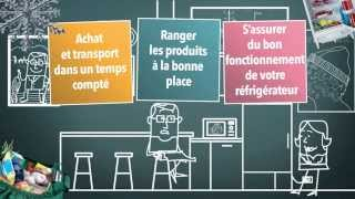 Download Consomag : ″ conservation des aliments : comment respecter la chaîne du froid ? ″ Video
