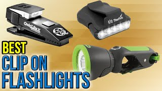 Download 10 Best Clip On Flashlights 2017 Video