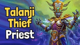 Download Playing With My Opponent's Deck! - Talanji Thief Priest Decksperiment - Hearthstone Video