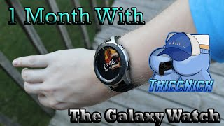 Download 1 Month With The Samsung Galaxy Watch (REVIEW) Video